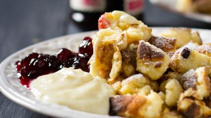 The best Kaiserschmarrn recipe