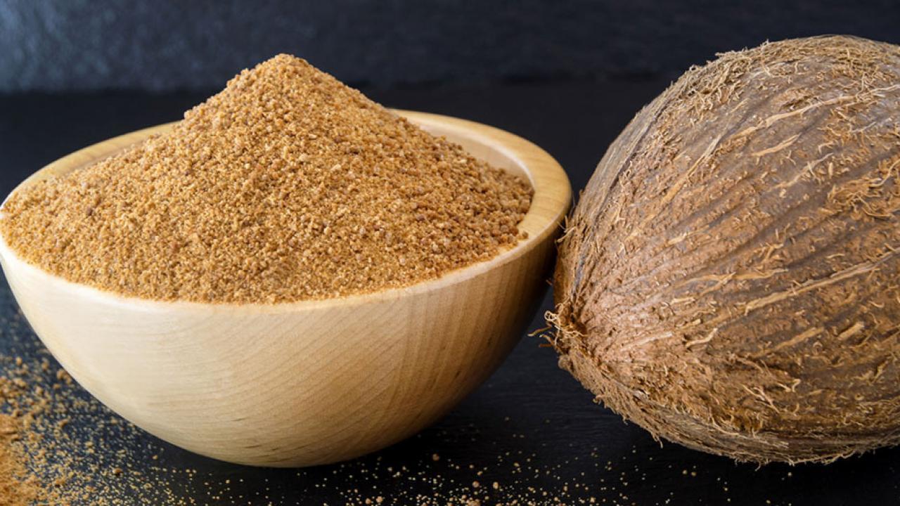 Sugar - What alternatives are there? / Coconut blossom sugar