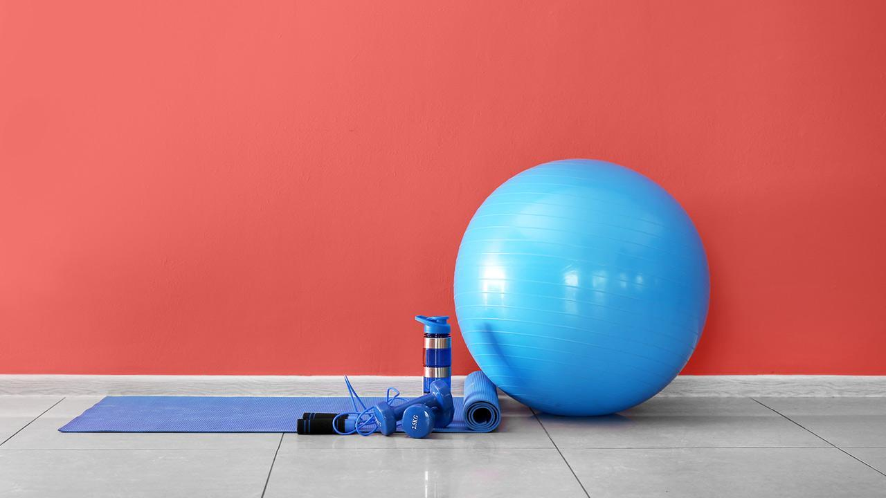 Sports for at home - Pilates / Pilates equipment