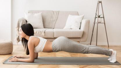 Sports for at home - Pilates