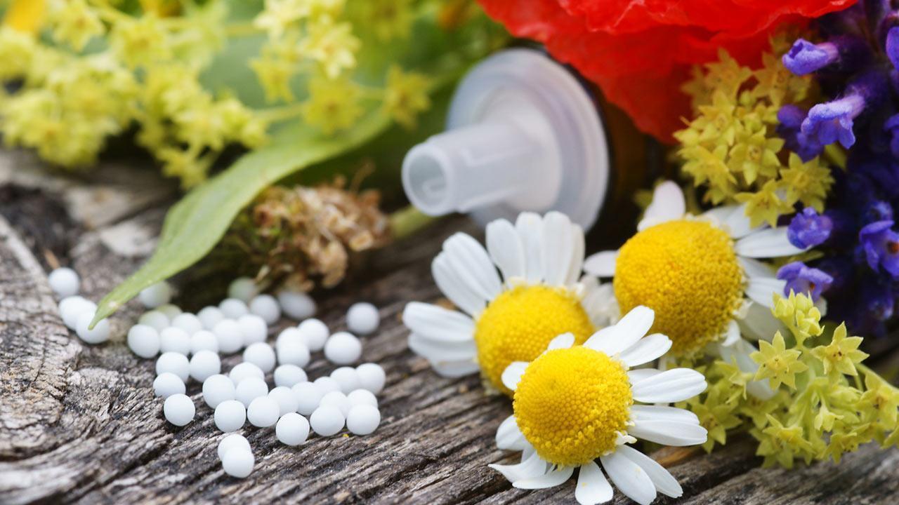 Homeopathy / Globules