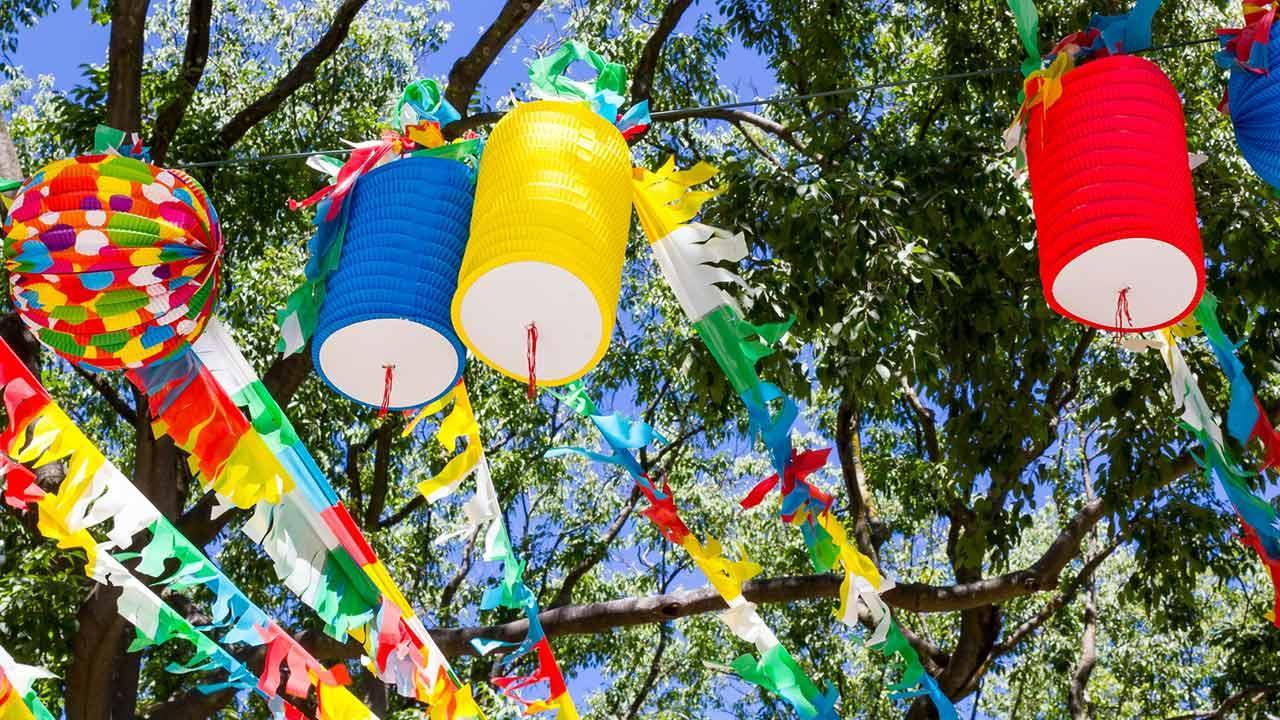 Tips for a summer party for kids / decoration for a kids party