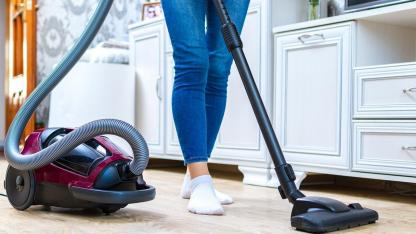 Floor cleaning at home - made easy