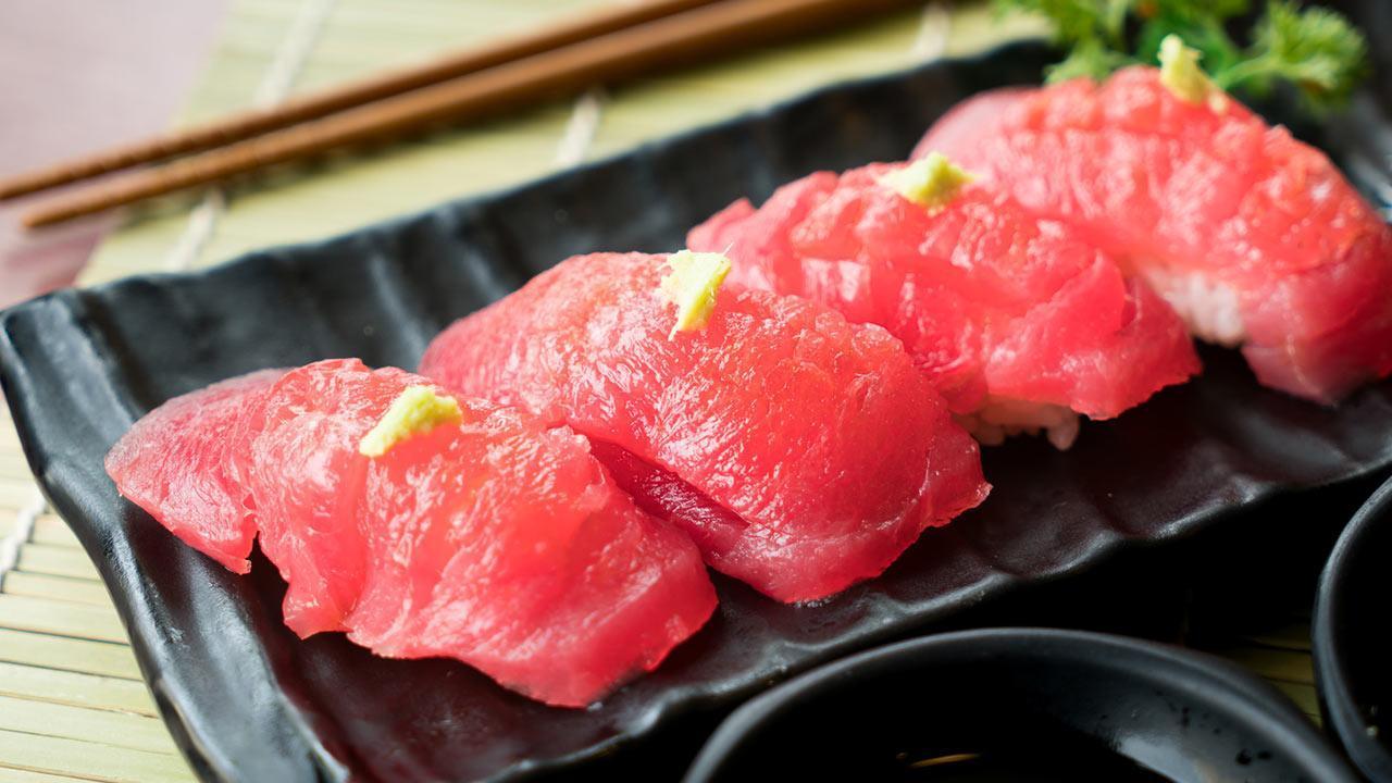 Sushi homemade - The perfect summer dish / Nigiri