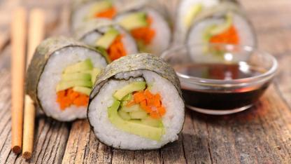 Sushi homemade - The perfect summer dish