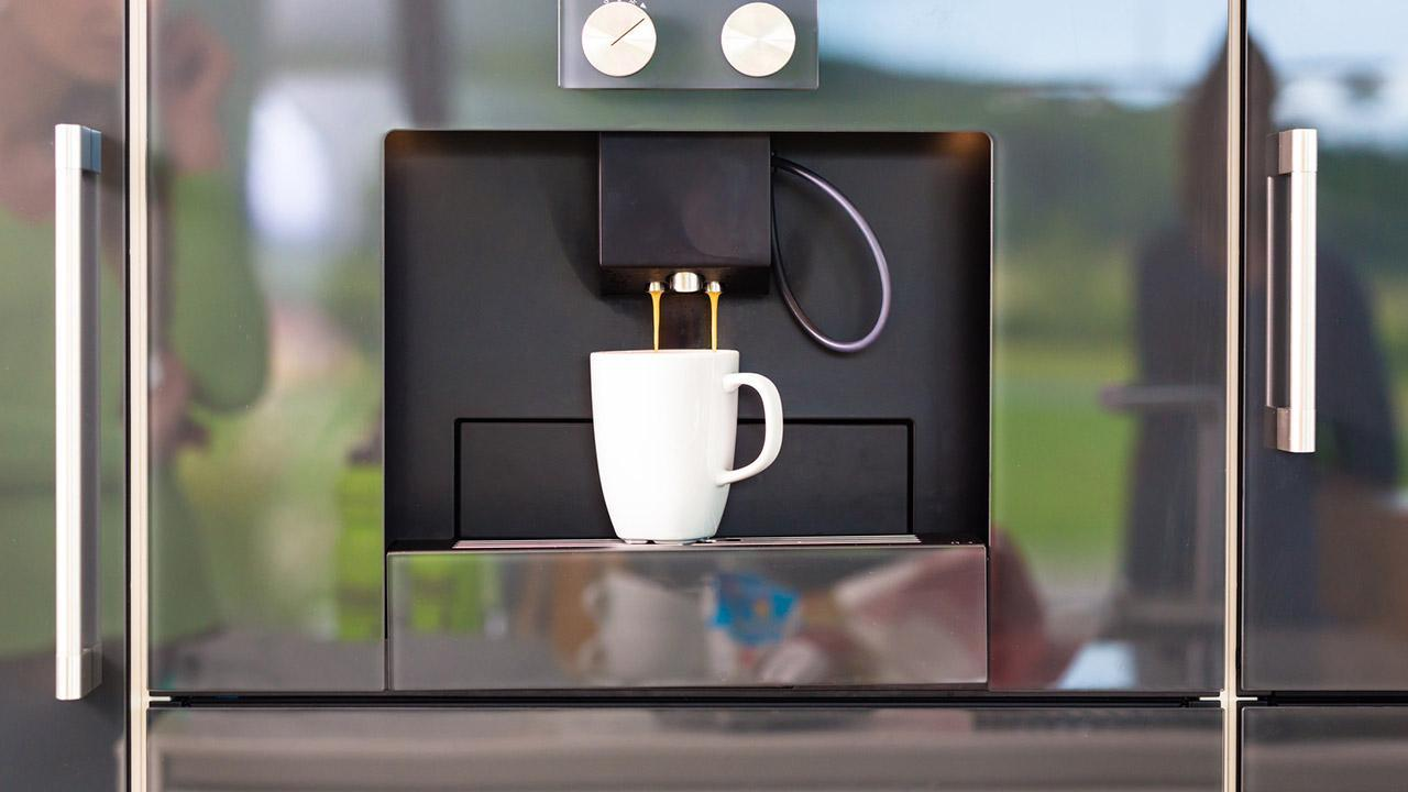 Freshly ground or capsule coffee machine ? - Fully automatic machine
