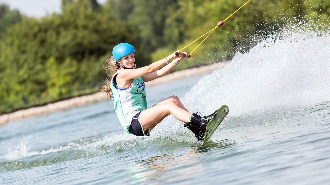 Waterski & Wakeboard - on board