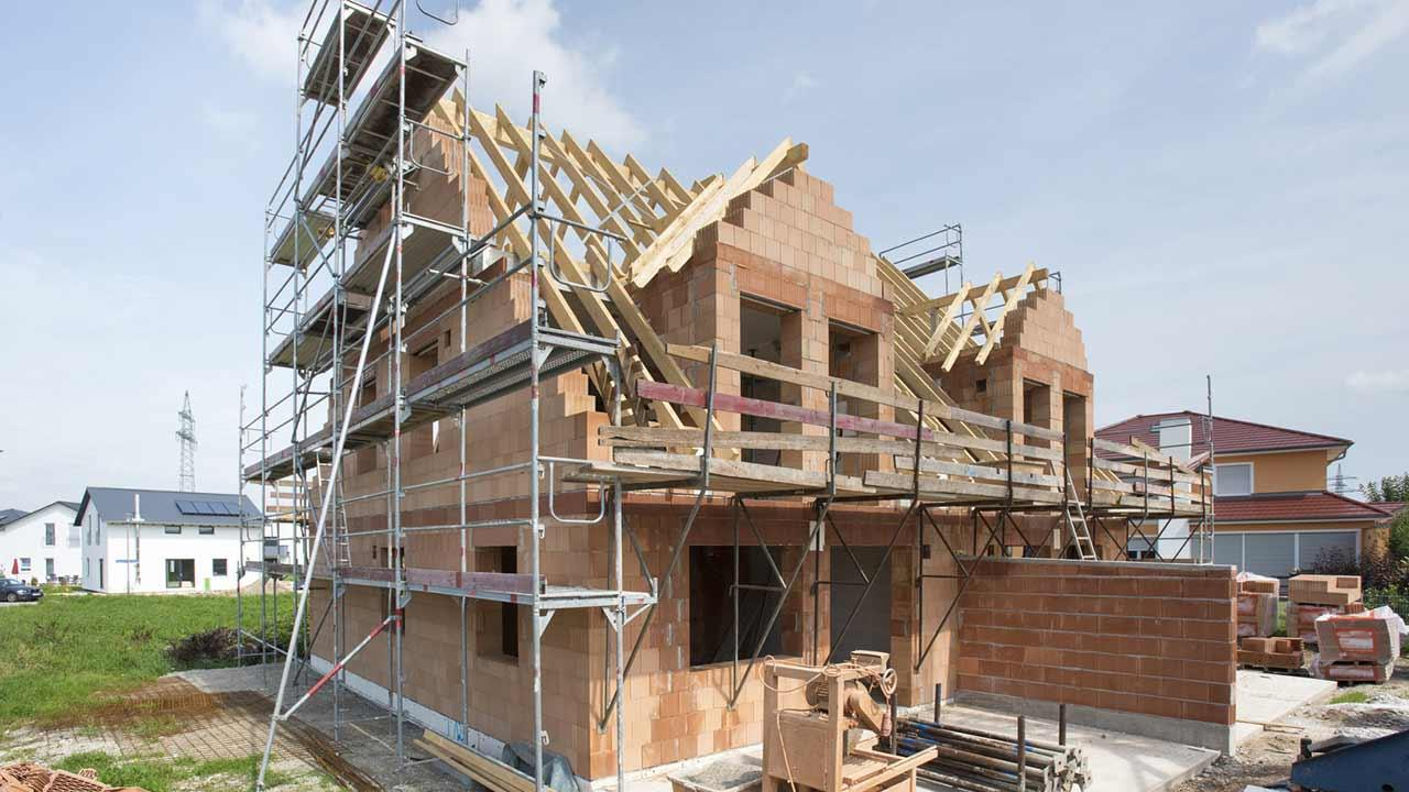 The most important tips for building a house - Shell construction