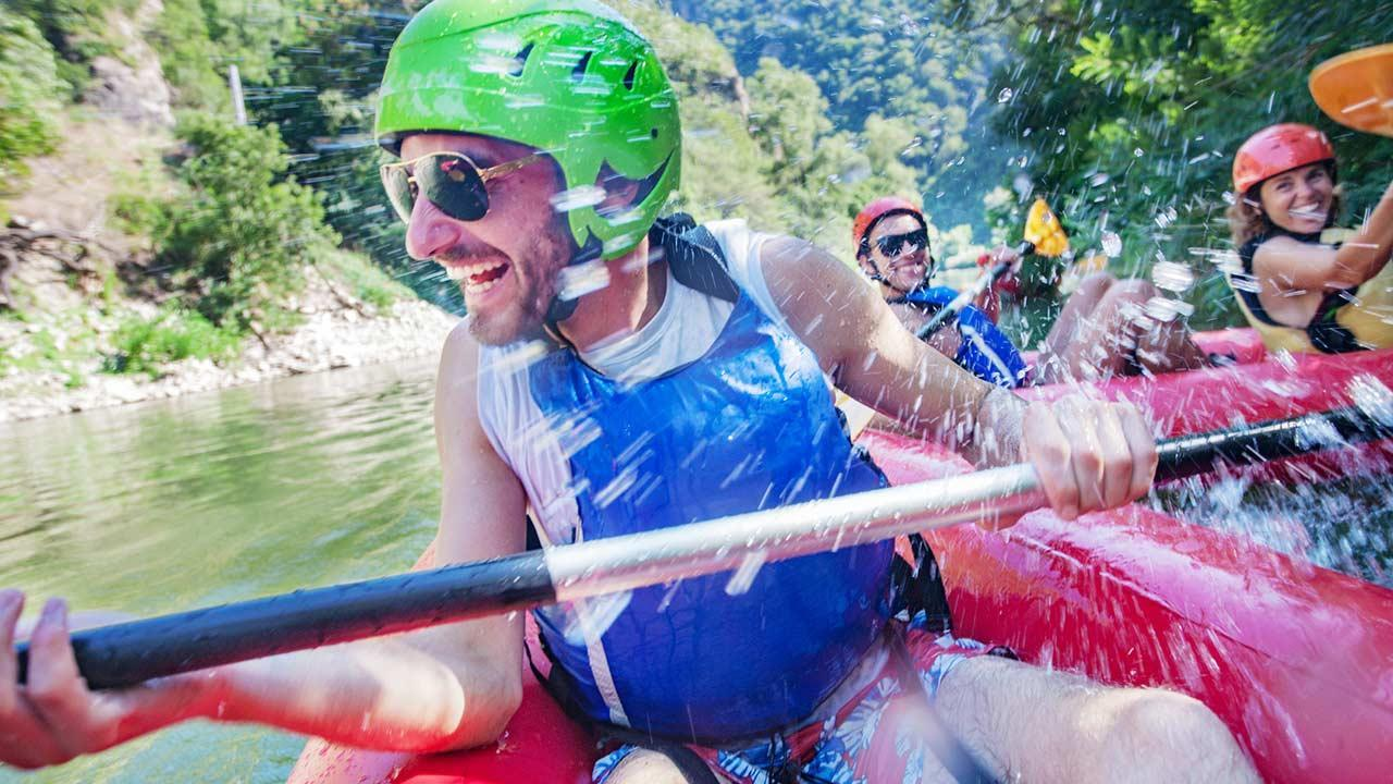 Discover German rivers by canoe - Water sports