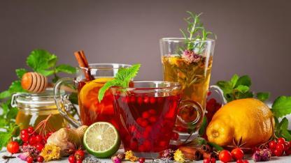 The best teas for the autumn